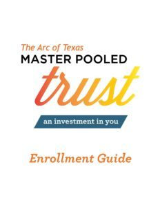 Front Page of Enrollment Guide